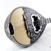 Τετράχορδο μπουζούκι - Εγχορδα Μουσικά όργανα - Λαική παραδοσιακή μουσική