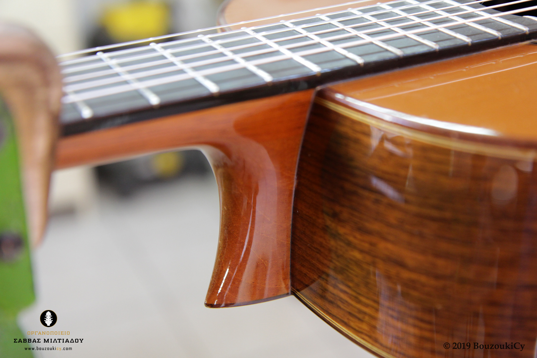 Workshop of Savvas Miltiadou - Musical Instrument Repairs - Classic Guitar Repair - Επισκευή κλασσικής κιθάρας - Οργανοποιείο Σάββα Μιλτιάδου - Κατασκευές επισκευές μουσικών οργάνων Κύπρο - Ελλάδα